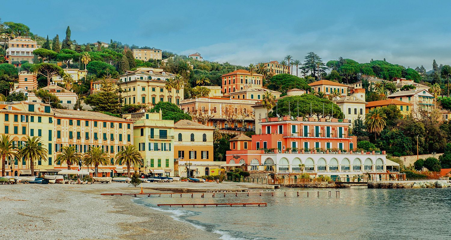 From Florence to Rapallo, Santa Margherita Ligure, Portofino with stop in Pisa