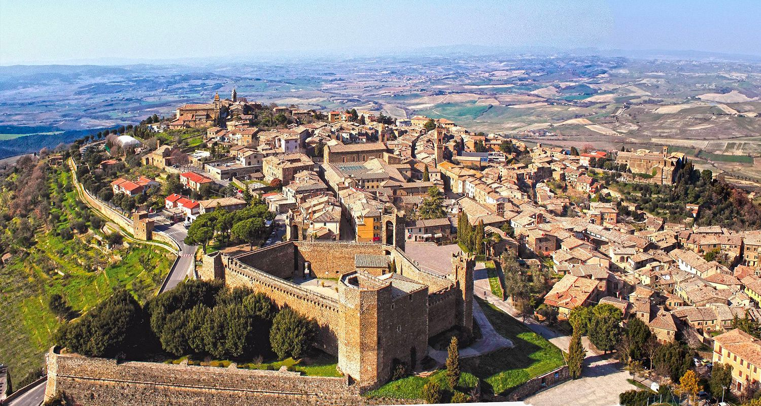 Montalcino and its Brunello tour