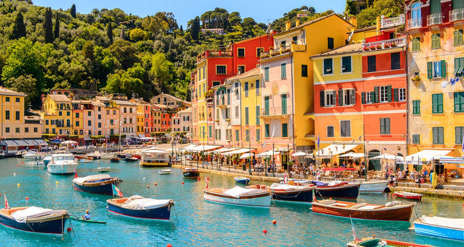 From Florence to Rapallo, Santa Margherita Ligure, Portofino with stop in 5 Terre